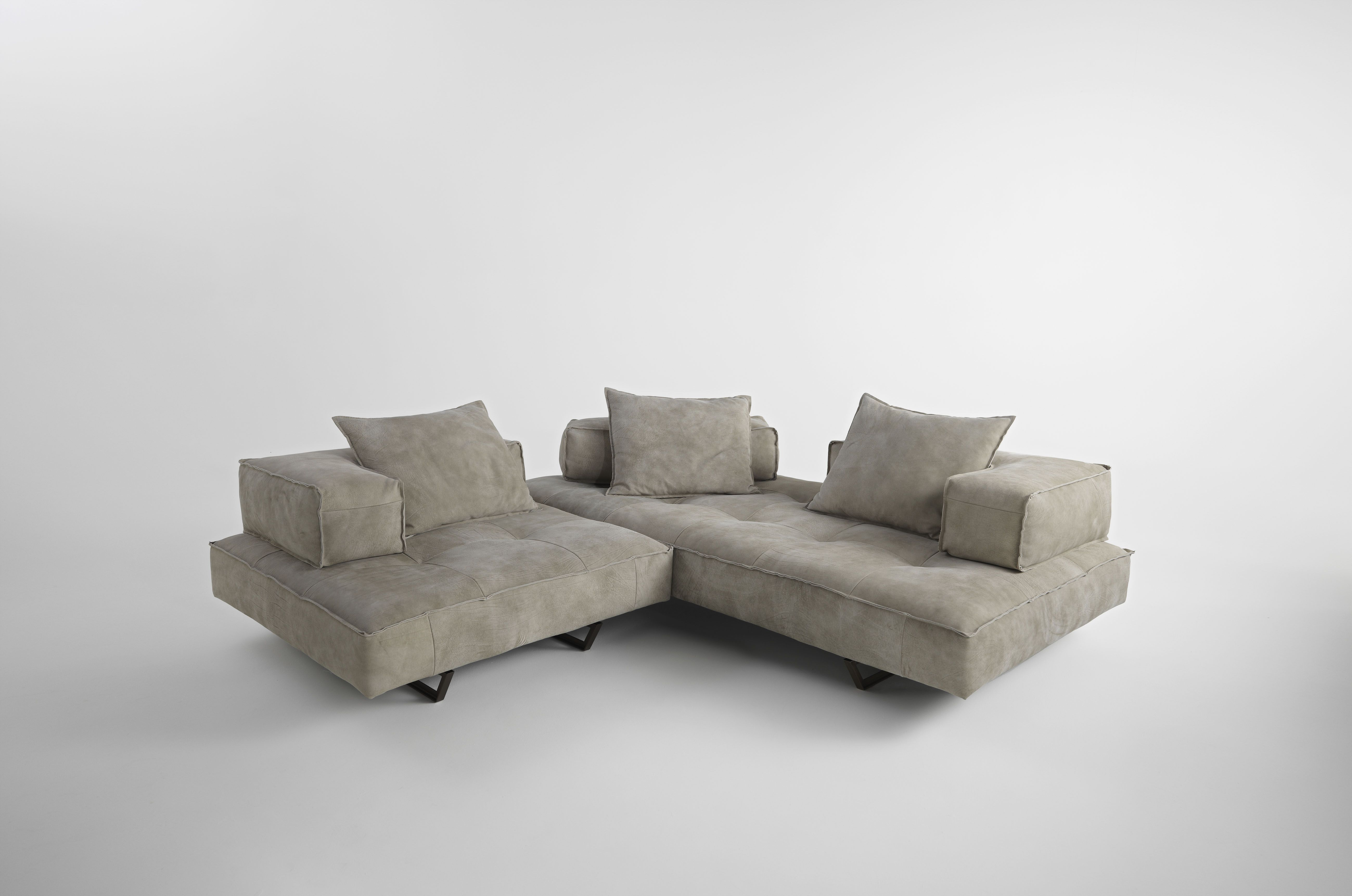 M1 Sofa Modular Sofa With Various Elements Matchable According To  # Muebles Sedutti