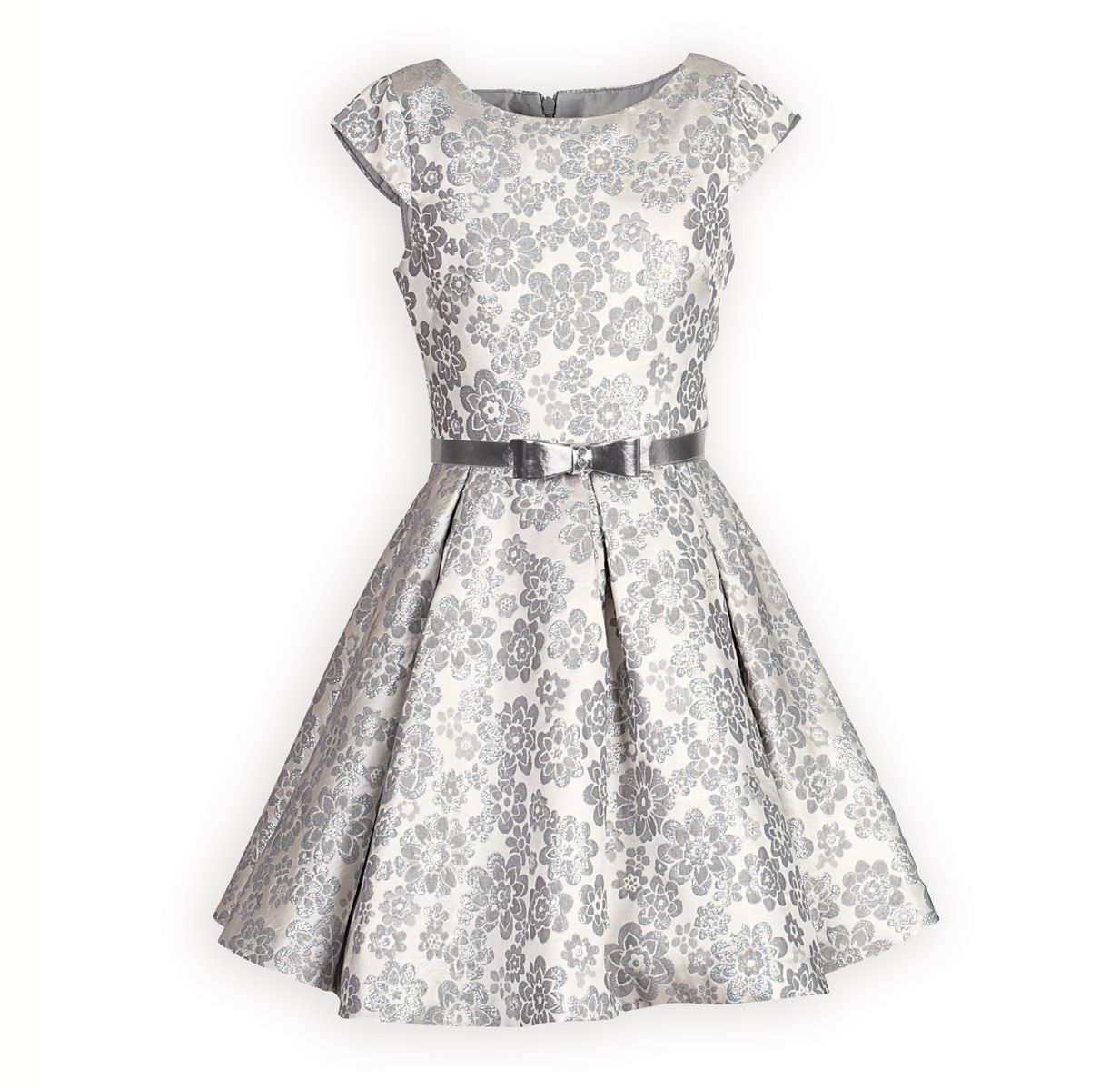 Silver Royalty Swing Dress | -ROUPAS Juvenil | Pinterest | Vests ...