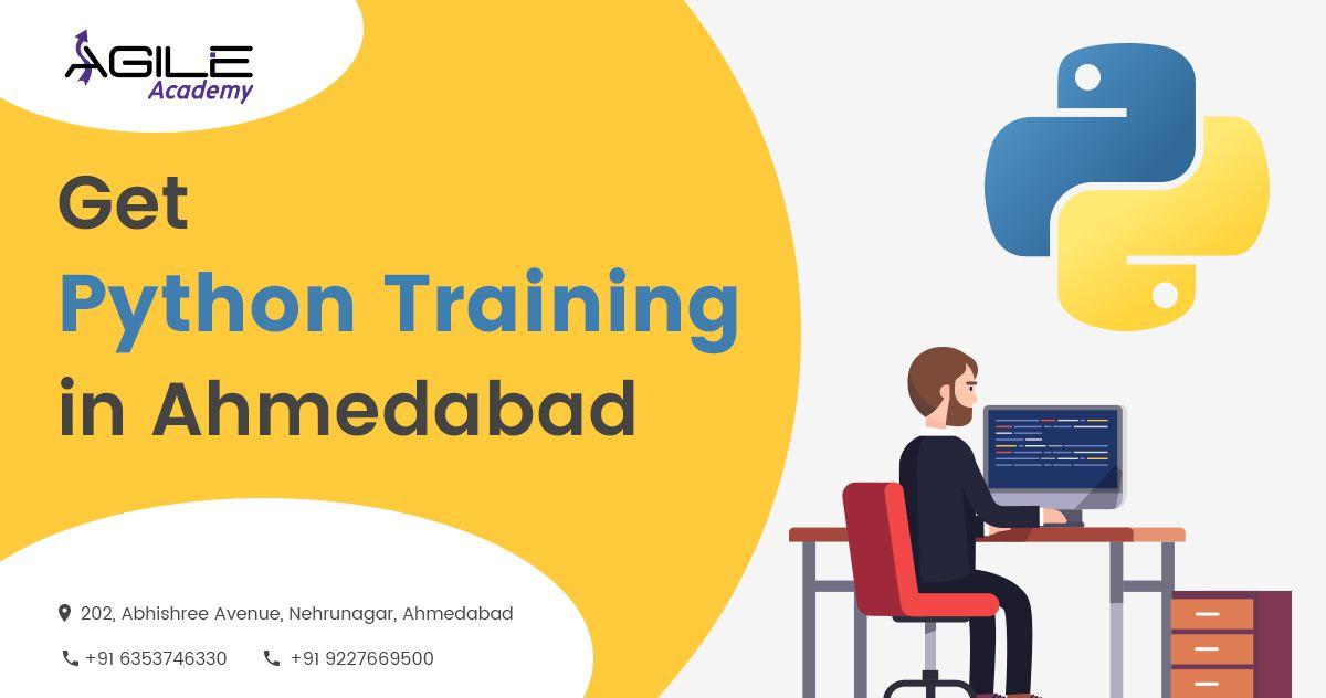 Python Training In Ahmedabad Python, Ahmedabad
