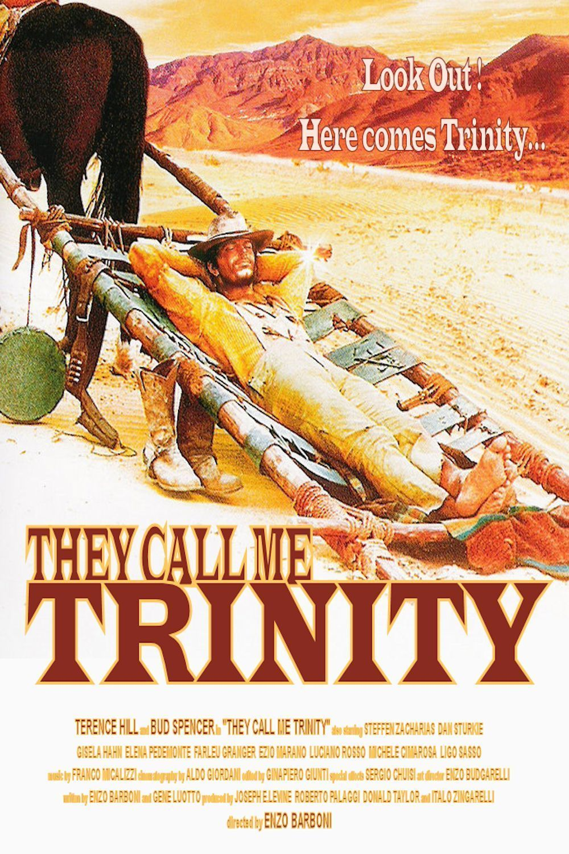 They Call Me Trinity Die Rechte Und Die Linke Hand Des Teufels