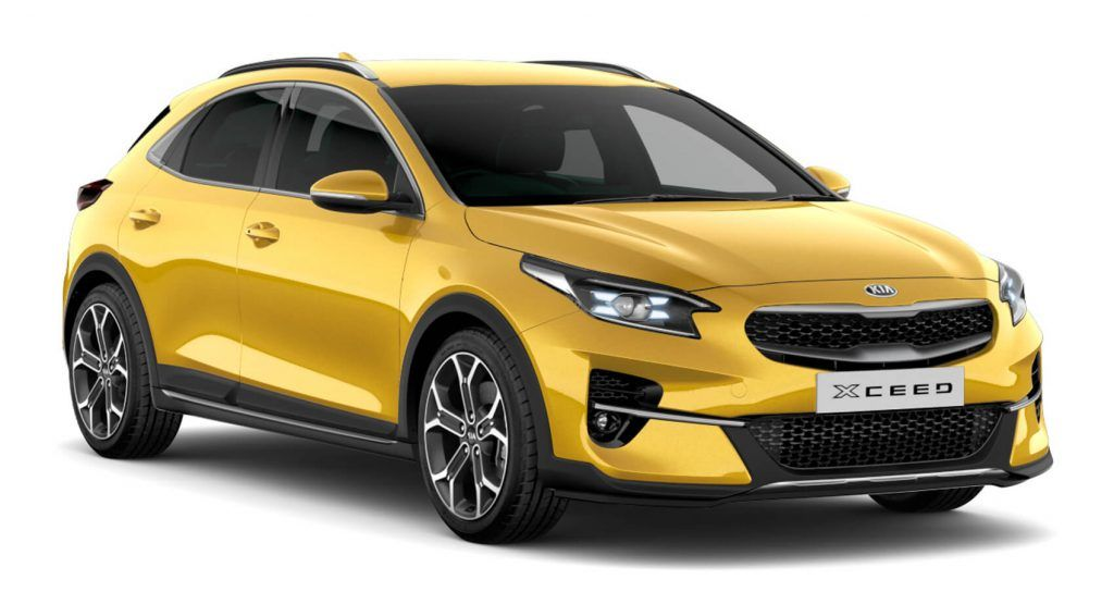 New 2020 Kia Xceed Edition Costs As Much As A Sportage In The Uk Cars Uk Living In Car Cars Coffee
