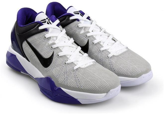 new product f19e6 bef01 ... free shipping nike zoom kobe 7 vii white purple grey cheap nike kobe vii  if you