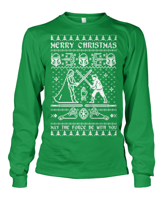 Viral Style - CHRISTMAS SWEATER FOR WALKING DEAD FANS!