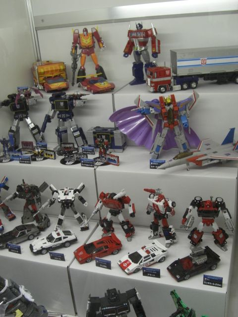 Autobot Custom Detolf Display Base for Transformers Masterpiece