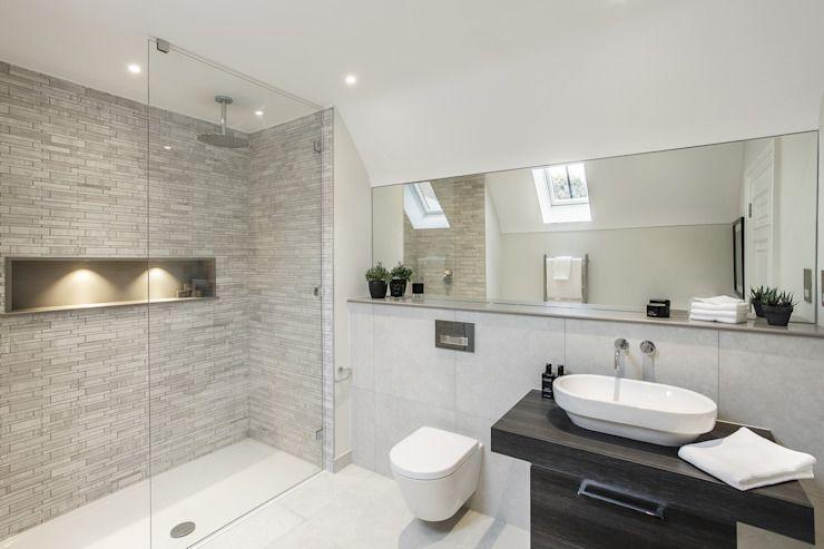 ensuite bathroom  ovalmag in 2020  contemporary