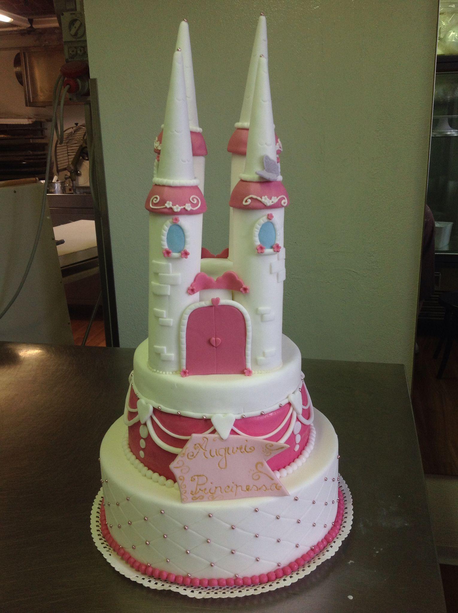 Principessa party cake