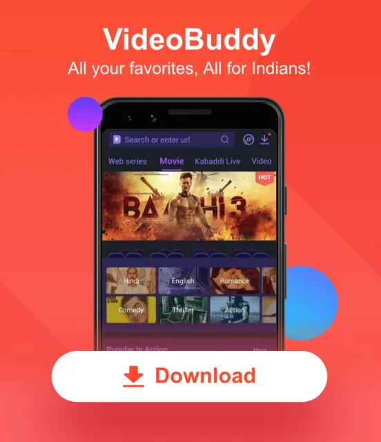 VideoBuddy PC Version [Windows 10, 8, 7, Mac] Free