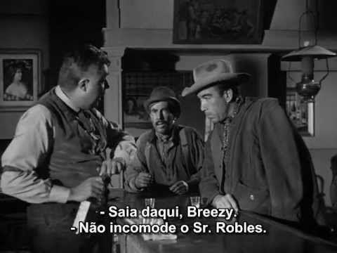 Anthony Quinn - Man From Del Rio (Blefando com a Morte) 1956  Part1 (Nao...
