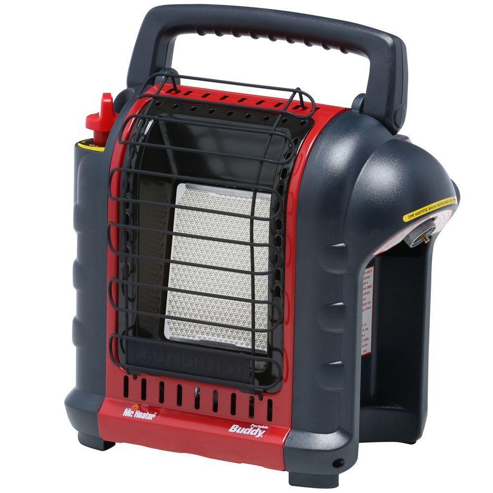 Mr Heater 9 000 Btu Radiant Propane Portable Heater F232000