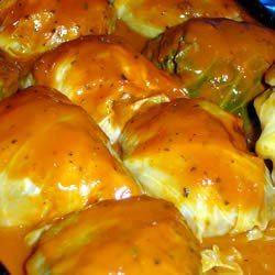 rellenos de repollo recetas 100 salvadore241as filled