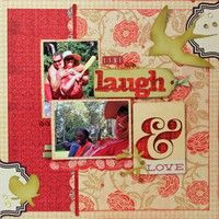 A Project by StampingRooster from our Scrapbooking Gallery originally submitted 08/24/13 at 10:56 AM