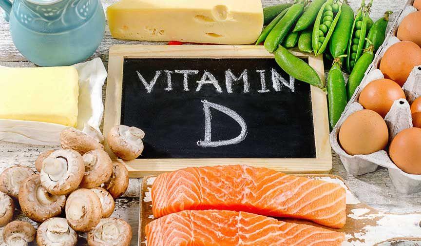 أطعمة لزيادة فيتامين د Vitamin D Vitamins Seafood Diet