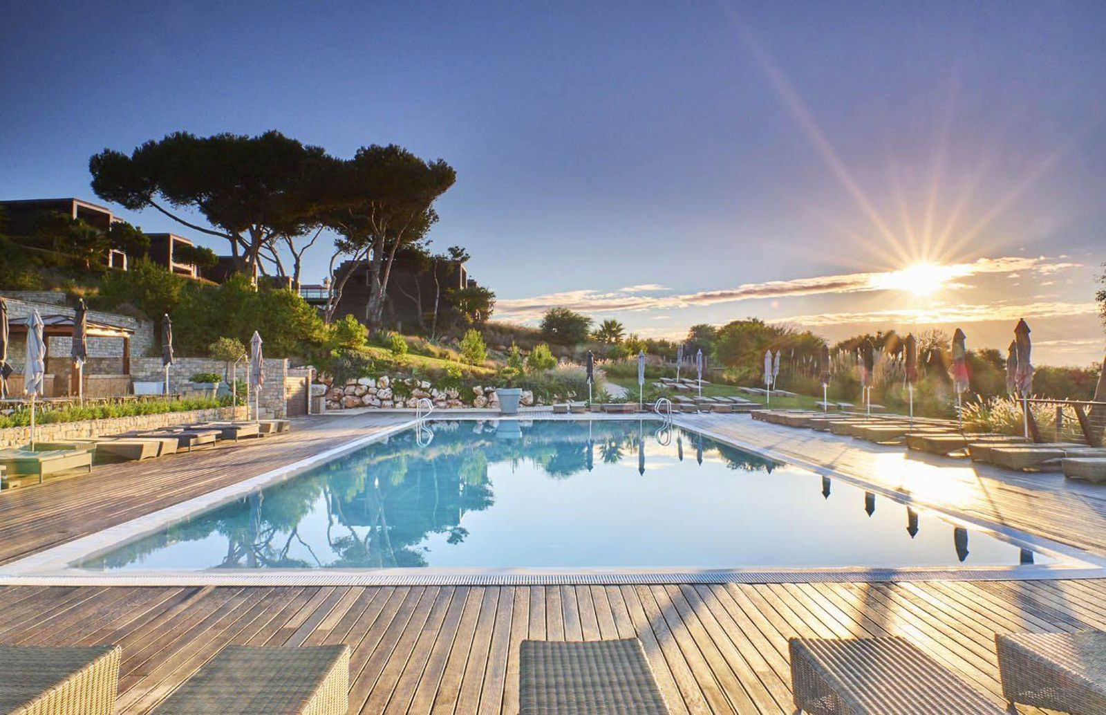 11 best hotels for a beach holiday in Portugal via The