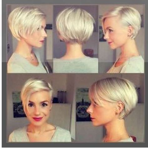 Bob Frisuren Kurz 2018 Haare Pinterest Short Hair Pixie Cut