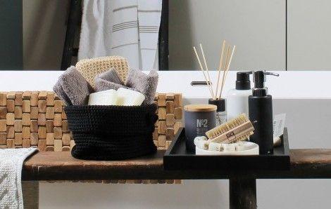 Stijlvolle Badkamer Ideeen : Badkamer ideeen grijs eigentijdse nlfunvit hout badkamer eigen