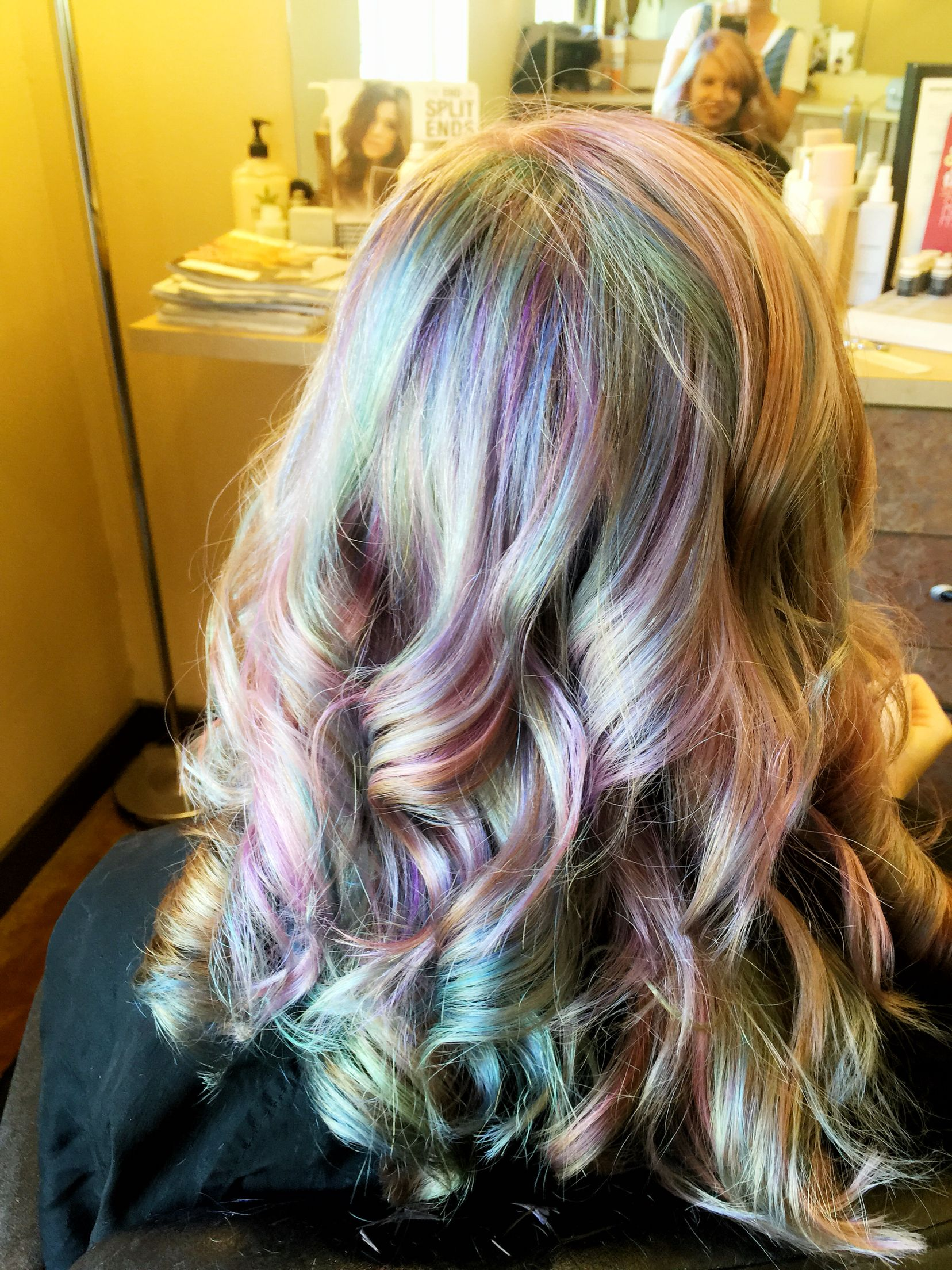 opal hair color | humble hair | pinterest | opal hair, hair