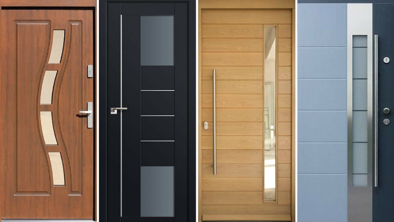 Top 40 Modern Wooden Door Designs For Home 2018 Main Door Design For R Door Design Room Door Design Modern Wooden Doors