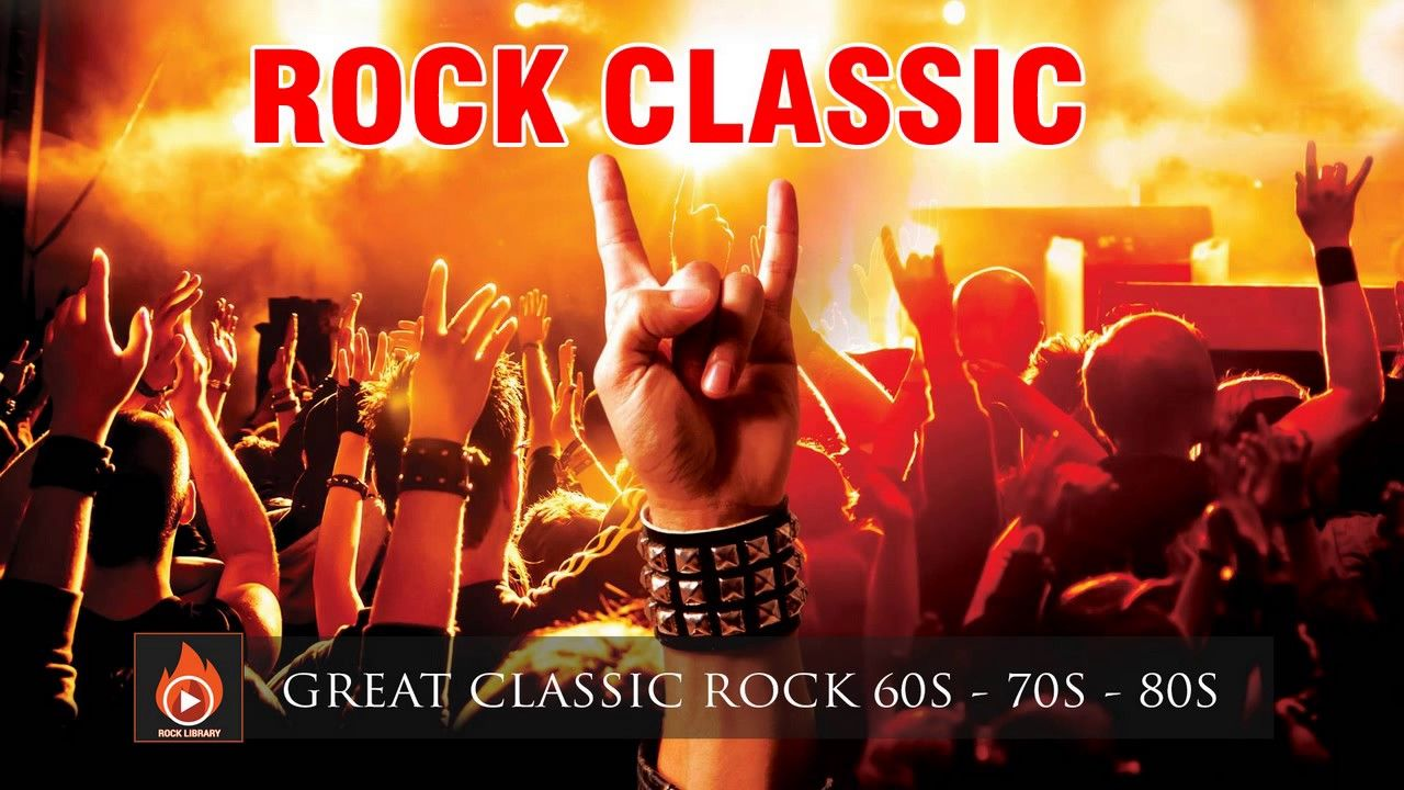 Top Classic Rock Songs 70's- 80's - 90's - Best Rock Songs Of All
