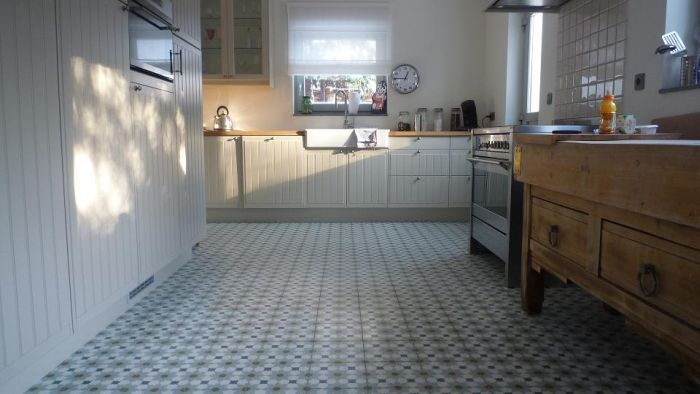 Patroontegels In Keuken : Patroontegels keuken keuken ideetjes keuken