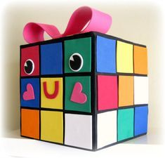 Super Cute Valentine's Day Boxes