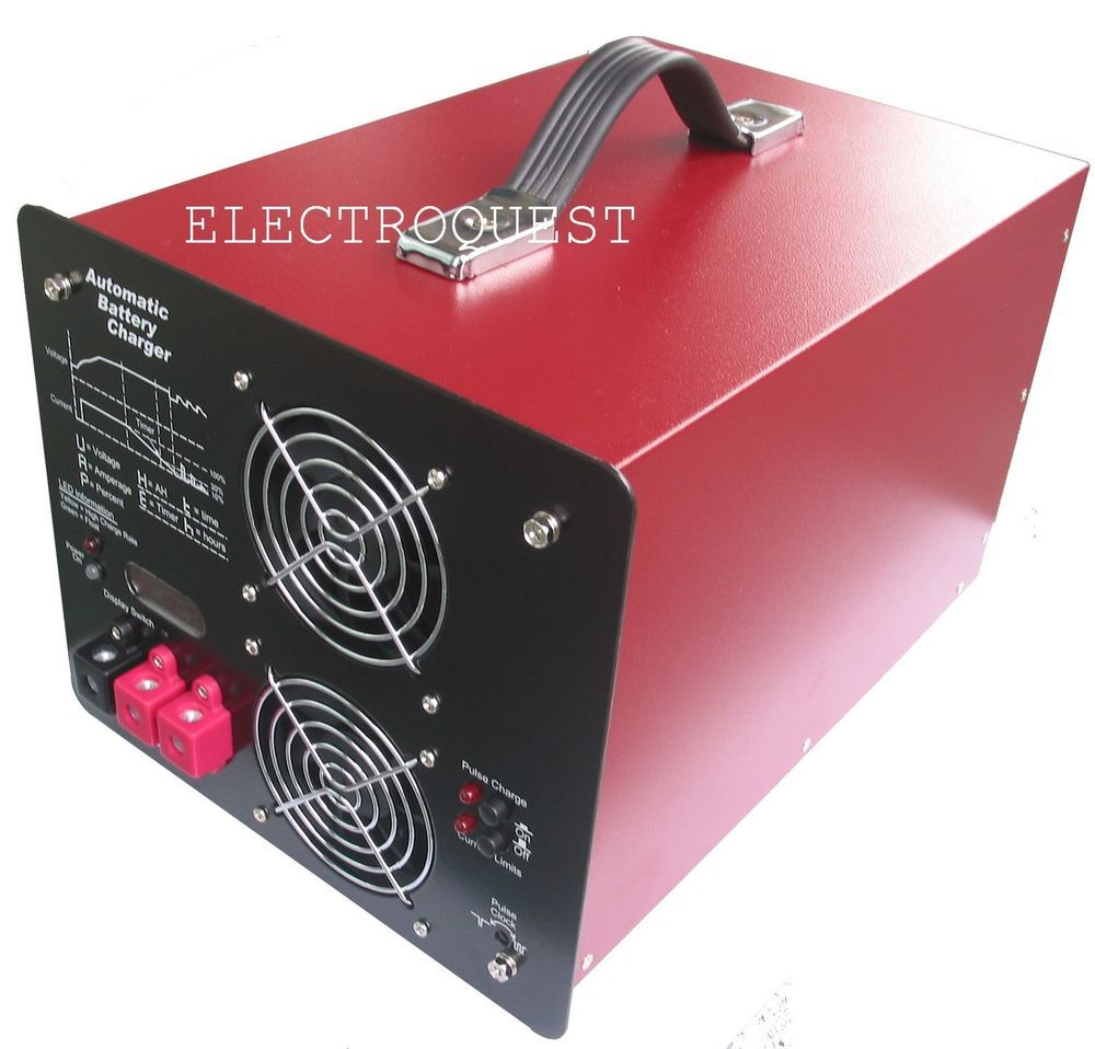 FULLY AUTOMATIC 4 STAGE MARINE & INDUSTRIAL BATTERY