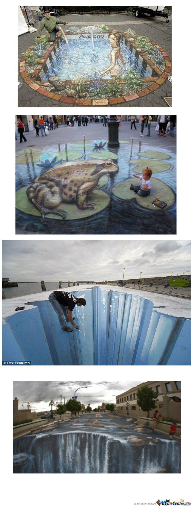 Art Street Chalk Lvl: Max