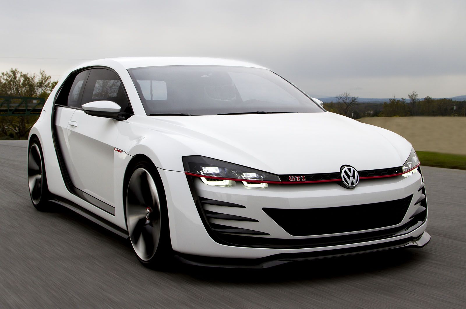 VW Golf Design Vision GTI first drive review www.truefleet