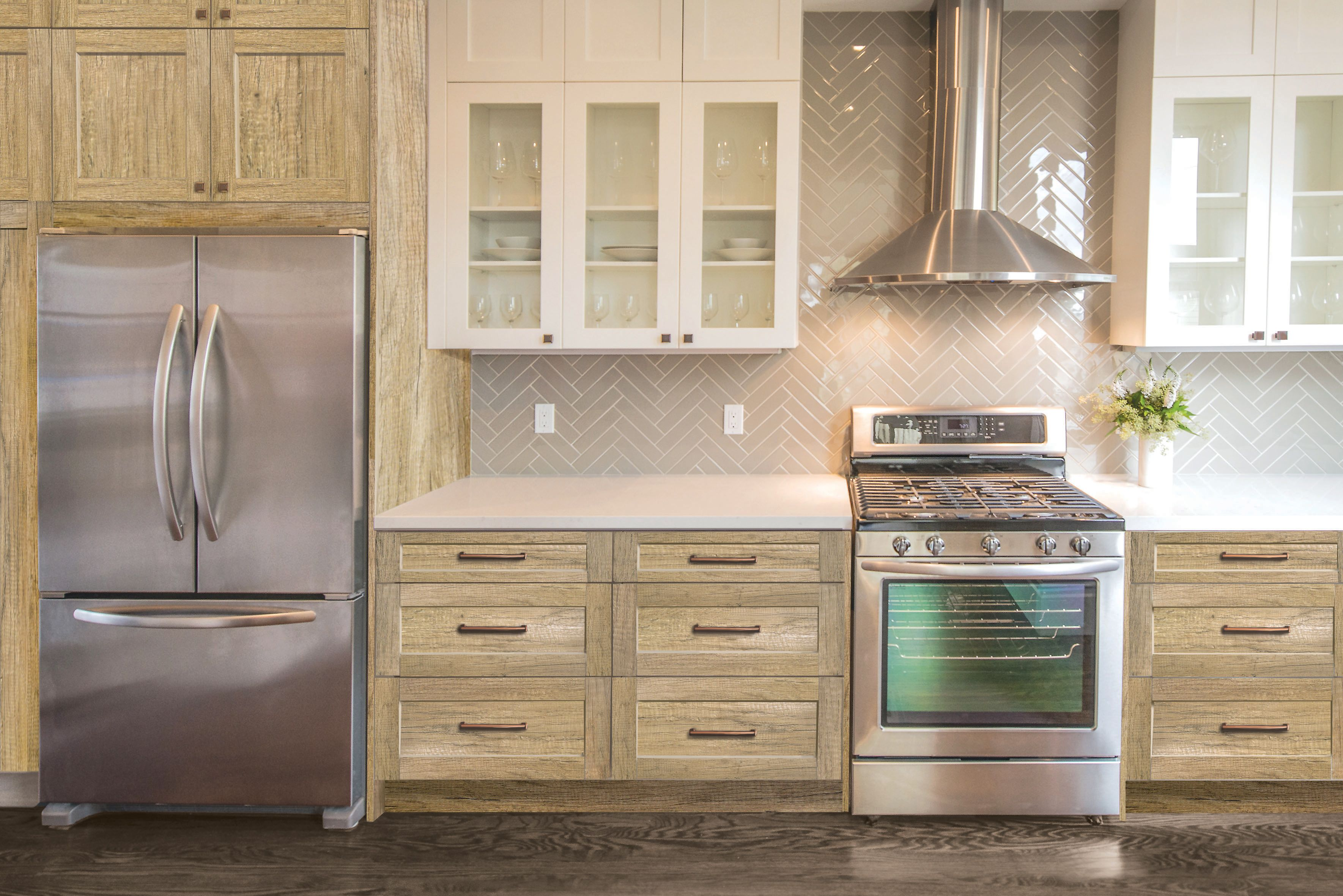 Sutton Sandstone Cabinets By Riverrun Cabinetry New Kitchen Kitchen Dining Room Cabinetry