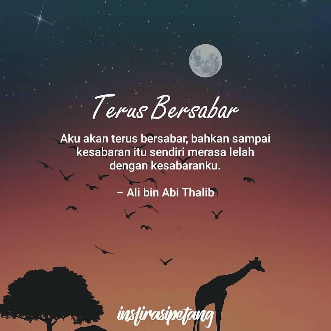 Li Bin Abi Thalib Picture Islamic Quotes Kata Kata Indah