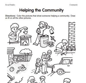social studies worksheets for kindergarten screen+shot+