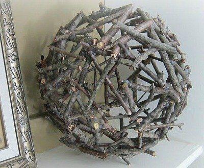 56 Rustic Twig Craft Ideas   FeltMagnet