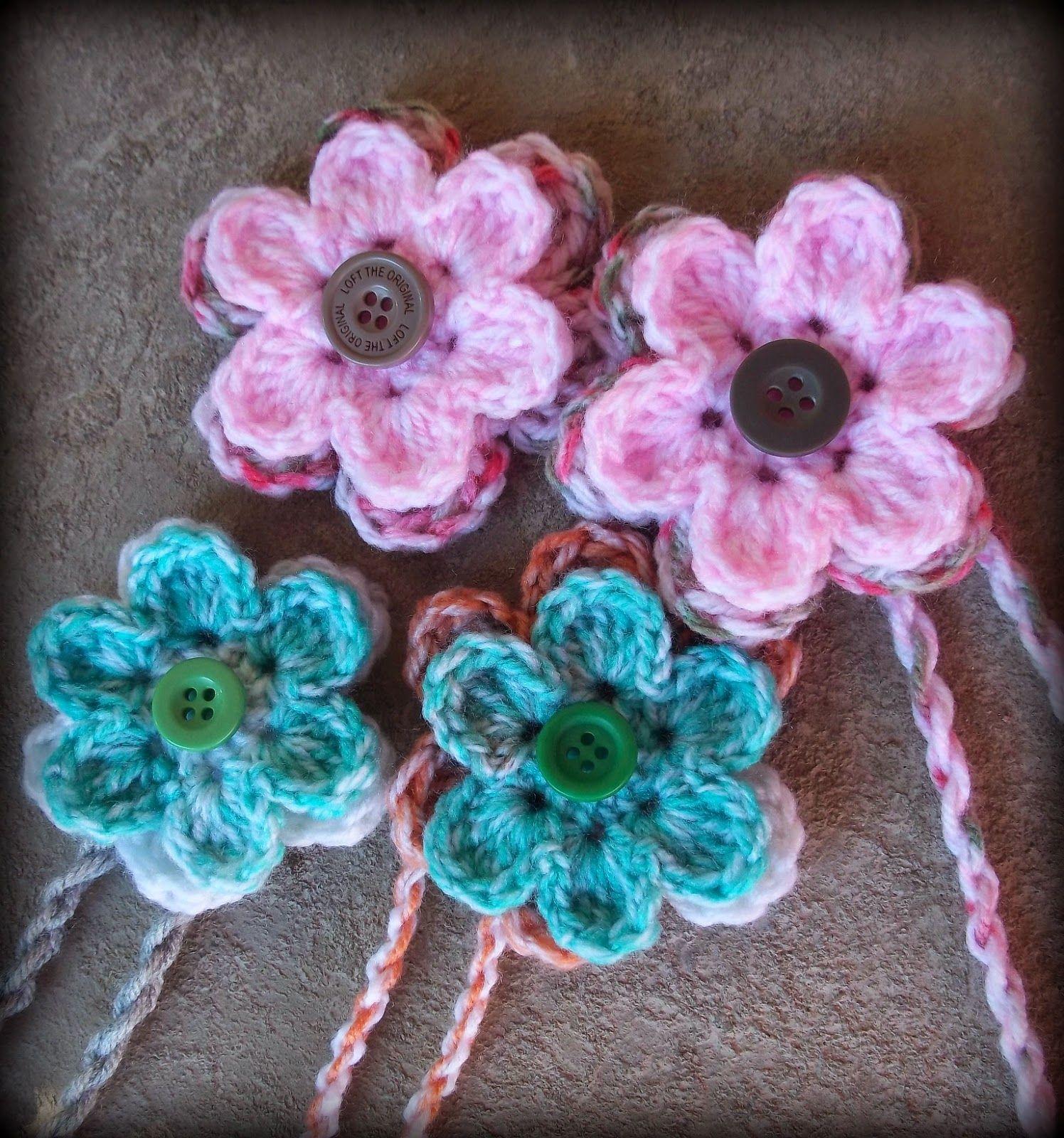 Easy six petal flower pattern teresa restegui httpwww crochet flowers easy six petal flower pattern free bankloansurffo Gallery