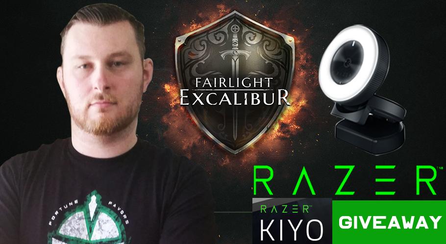 Fairlight_Excalibur Razer Kiyo Giveaway | Sweep | Giveaway