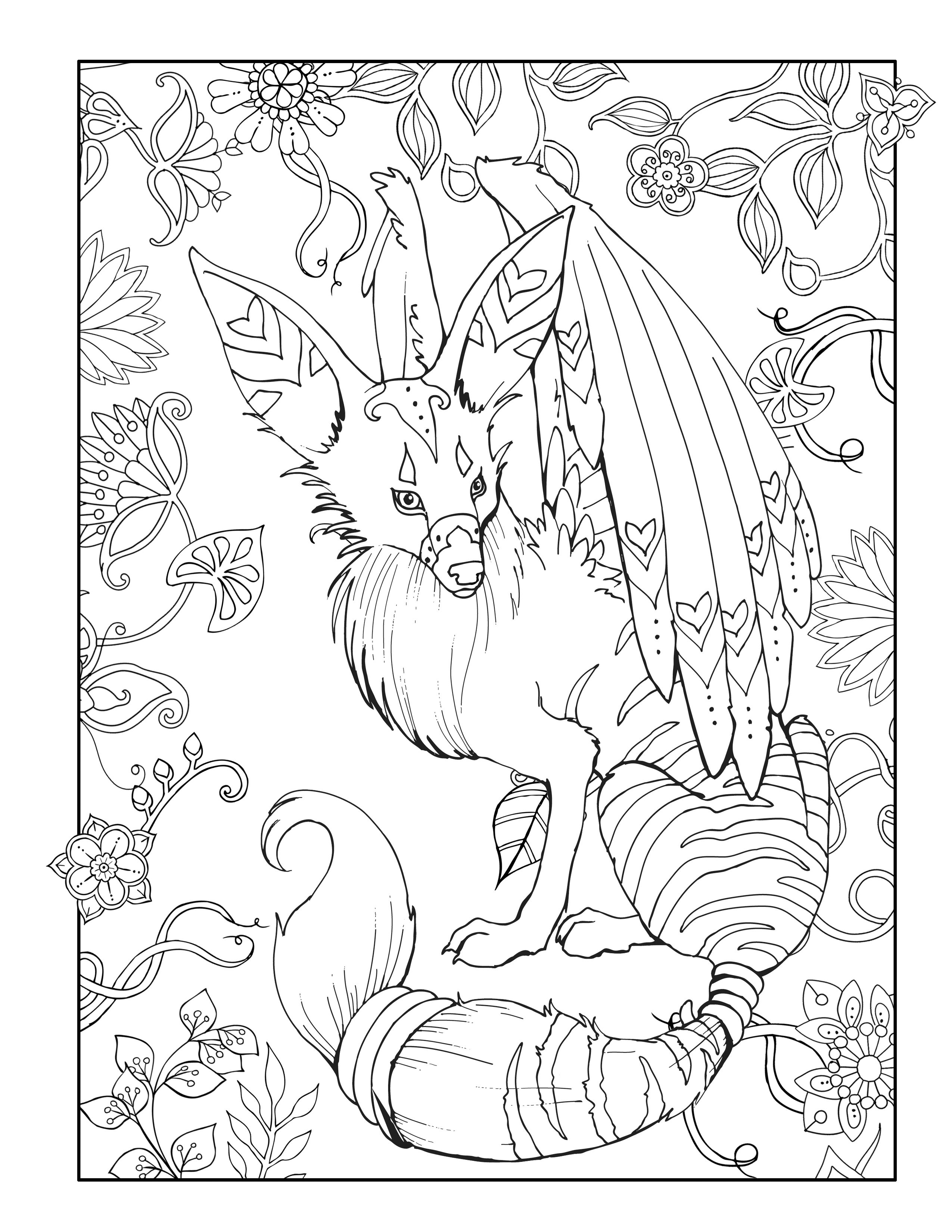 Pin on Adult Coloring Book Pages and Doodles