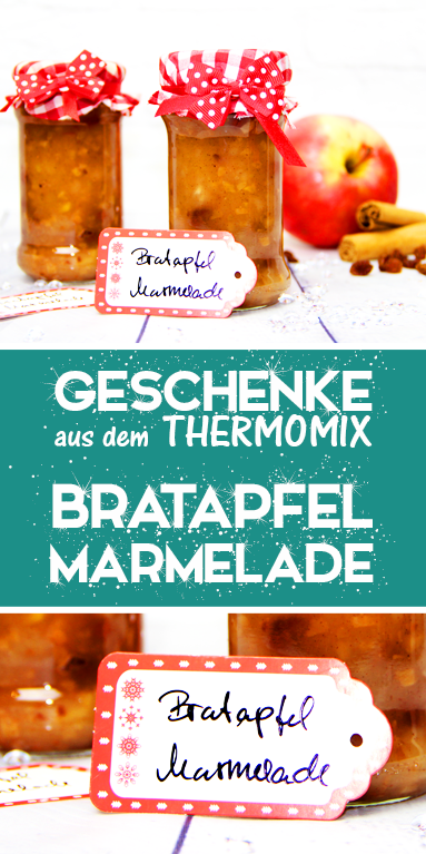 Photo of Baked apple jam – dieHexenküche.de | Recipe ideas for the Thermomix TM5