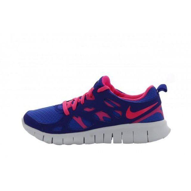 super populaire b0034 c346a Basket Nike Free Run 2 (GS) - 477701-401 | soulier de sport ...