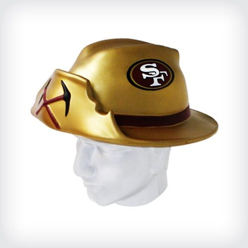 San Francisco 49ers NFL Foamheads. Get San Francisco 49ers Foam Heads for  the Whole Family 2a7a39120