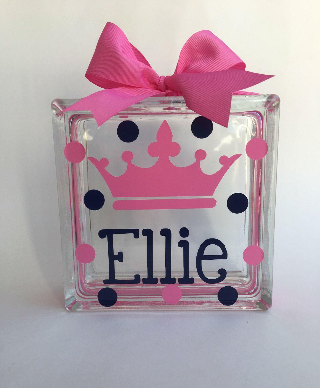 Kids Personalized Piggy Bank Custom Princess