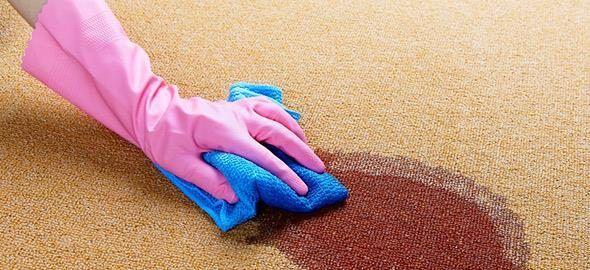 7 φυσικοί τρόποι να καθαρίσετε τα χαλιά  #χρήσιμα