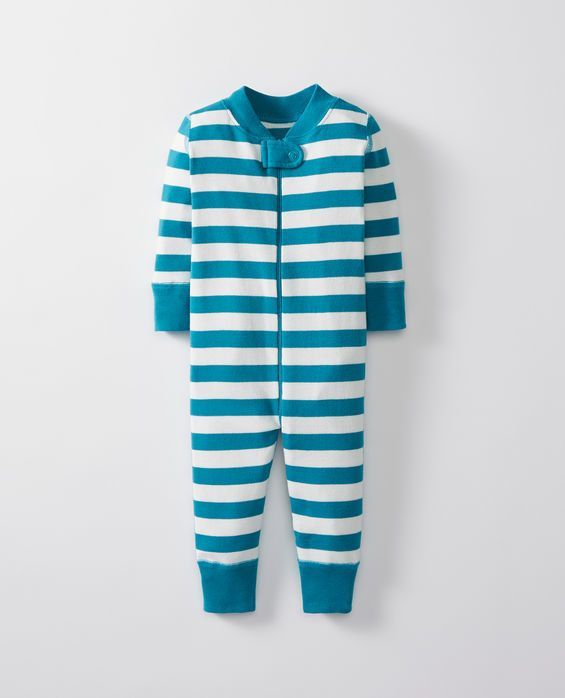 c7873c608 Hanna Andersson Night Night Baby Sleepers In Pure Organic Cotton ...