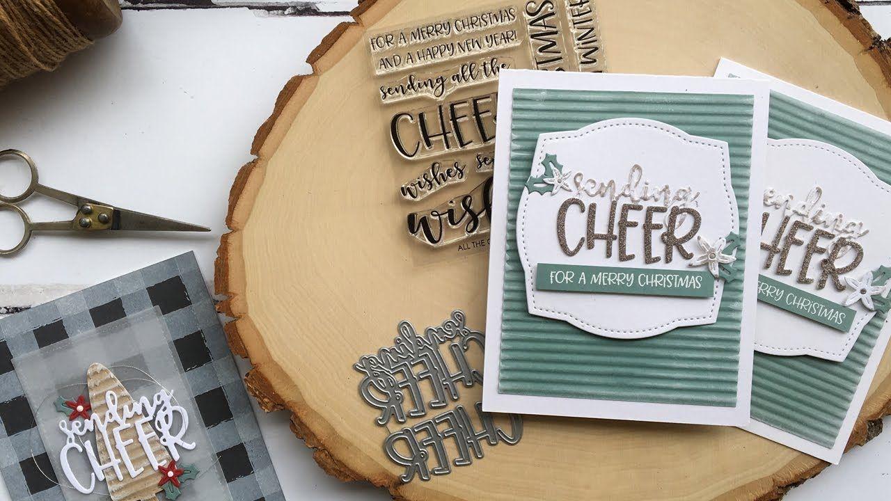 more homespun christmas cards wdawn ft sending cheer