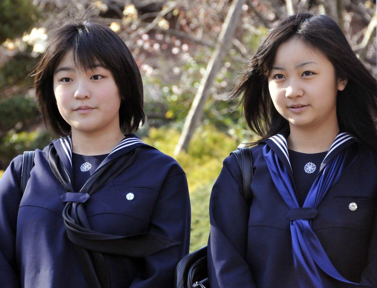 佳子さま画像集眞子さまと佳子さま 秋篠宮ご夫妻の長女眞子さま