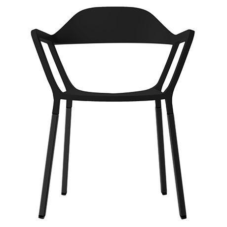 P77 Stuhl Schwarz Von Jonas Lindvall Fur Johanson Design Furniture Design Furniture Design
