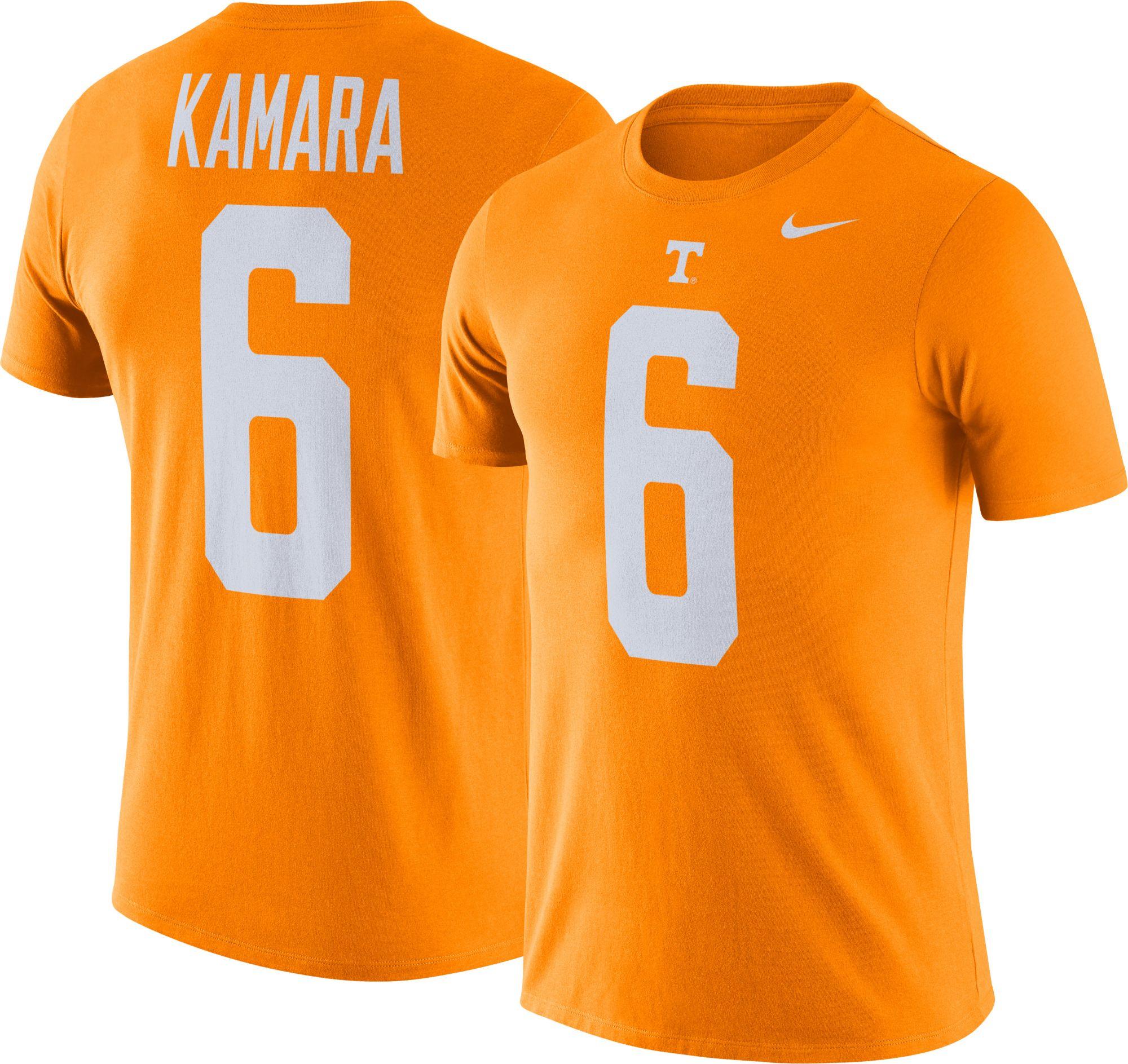 new arrival 37746 007b9 Nike Men's Tennessee Volunteers Alvin Kamara #6 Tennessee ...