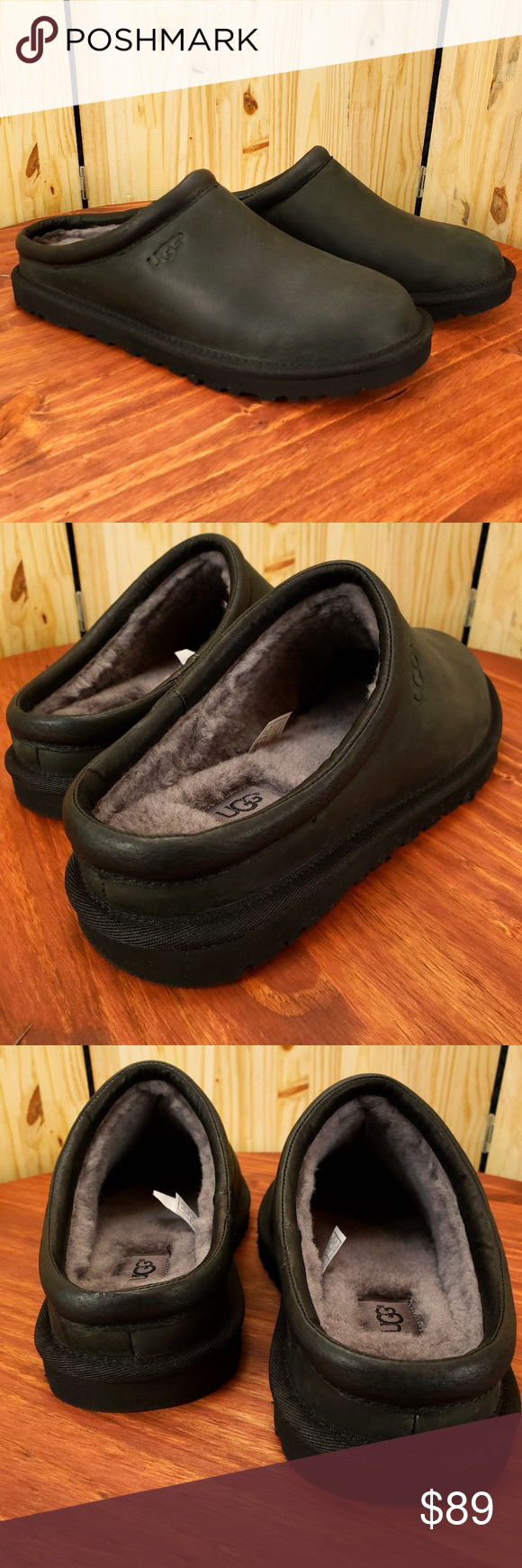 4a5dd55c6fe UGG Men's Classic Clog Slipper Shoes Brand new without box. Never ...