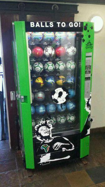 Can You Buy A Vending Machine
