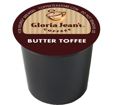 Butter Toffee K-cup. Best. Coffee. EVER.
