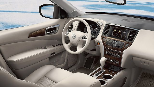 2016 Nissan Pathfinder Release Date Review Interior Refresh