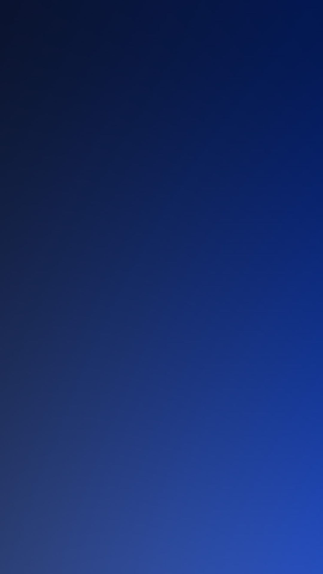 Pure Dark Blue Ocean Gradation Blur Background Iphone  Wallpaper