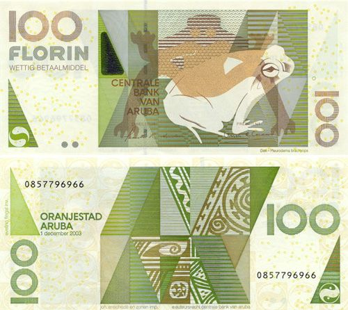 Aruba Money Art And Design Inspiration From Around The World Creativerootsart Creativeroots